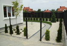 Ogród i kostka